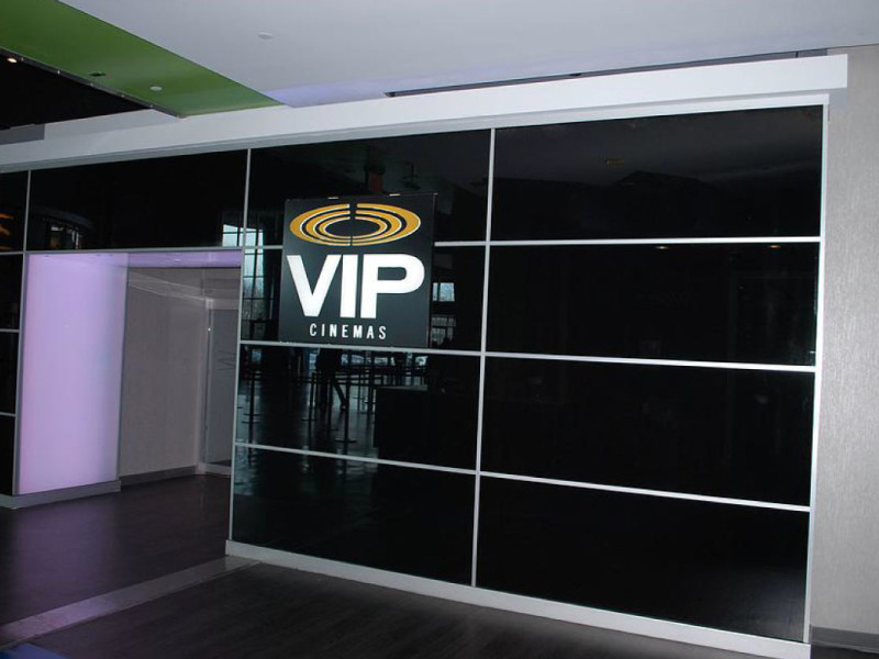 VIP Cinemas at Cineplex Odeon