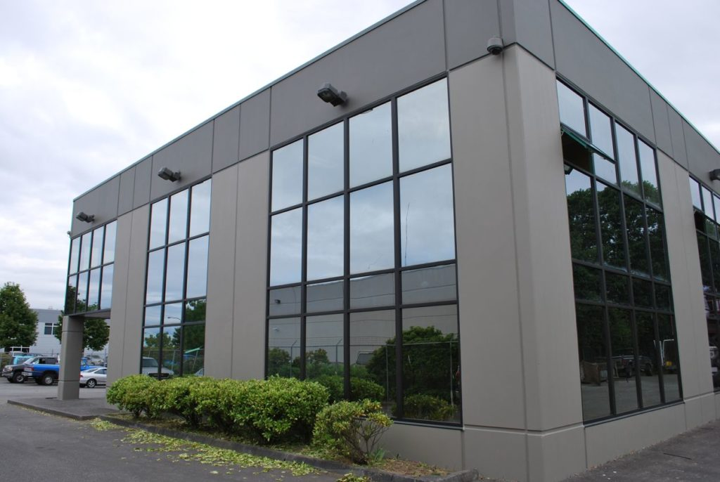 Carpenters Union Warehouse/Training Centre